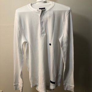 Men's Abercrombie & Fitch size L long sleeve NWT